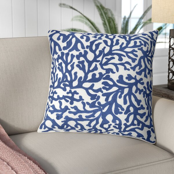 Chantel 100% Cotton Pillow Cover by Beachcrest Home